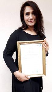shelina-certificate